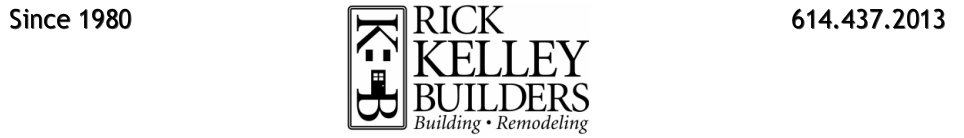 Rick Kelley Builders